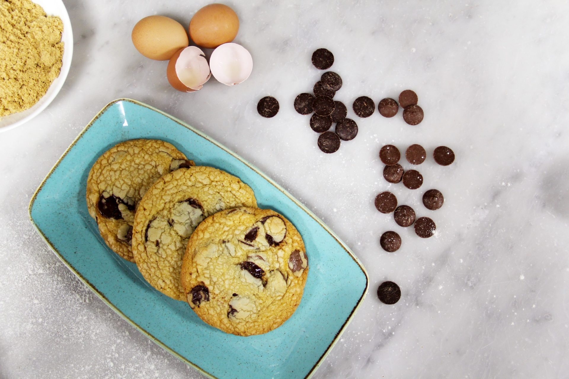 A Luxury Stay (At Home) With Tips From The Grove Hotel: Chocolate Chunk Cookies