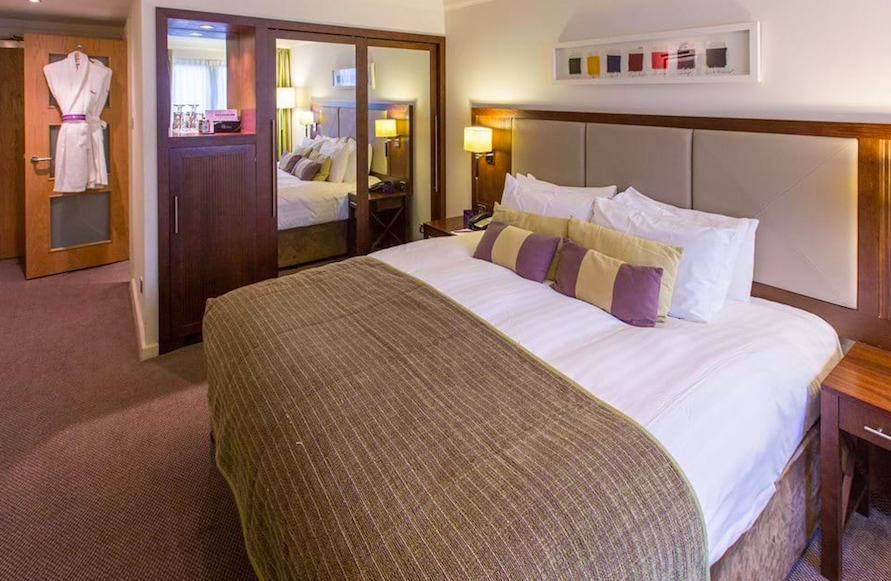 The Norton Park Hotel & Spa - A Perfect Family Getaway: Dog friendly family room with adjoining room