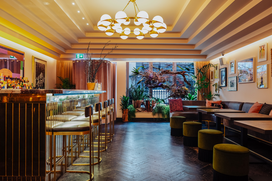 The Luxe List March 2020: Live Music at YOPO at The Mandrake Hotel (Photo Credit: Gregorio Soave)
