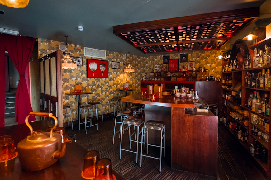 The Luxe List March 2020: Bi-weekly Cocktail Clubs at Opium