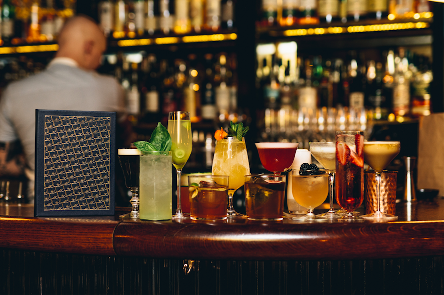 The Luxe List March 2020: New Drinks Menu at Bar Swift (Lateef Photography)