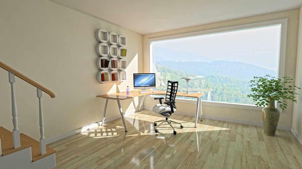 How To Create The Perfect Home Office: Let the Light In (Photo Credit Arek Socha, Pixabay)