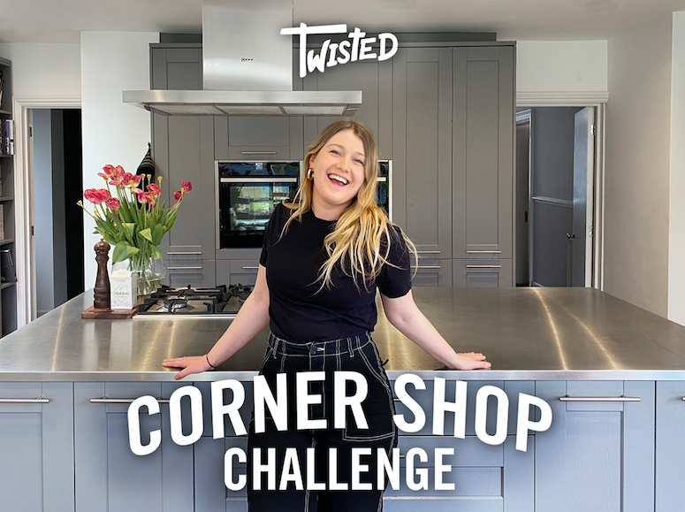 The Virtual Luxe List April 2020: Twisted's Corner Shop Challenge Cooking Series