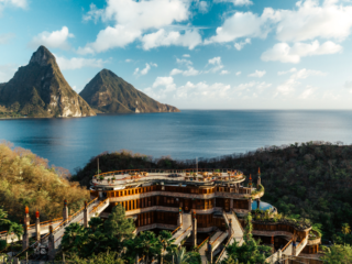 The Virtual Luxe List April 2020: Head off the Caribbean with The Saint Lucia Tourism Authority