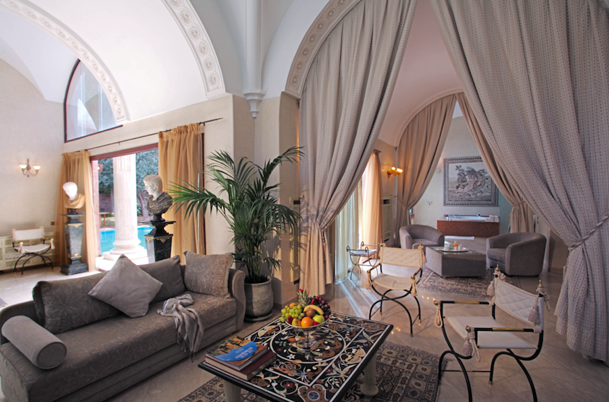 Post Lockdown - Luxurious Learning Experiences in Paradise: Dive into Moroccan Culture with Es Saadi Marrakech Resort - Villa Romaine