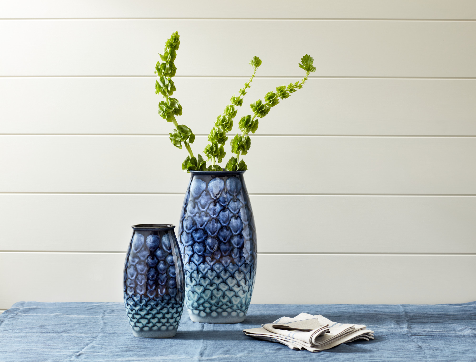3 Ways to Bring a Touch of Nature into Your Home: Pick out ceramics that are inspired by nature