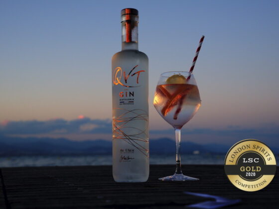 The Coolest Gins of 2020 - 'A Taste of France' with New Provencal Gin from QVT Dry Gin - Lifestyle Shot