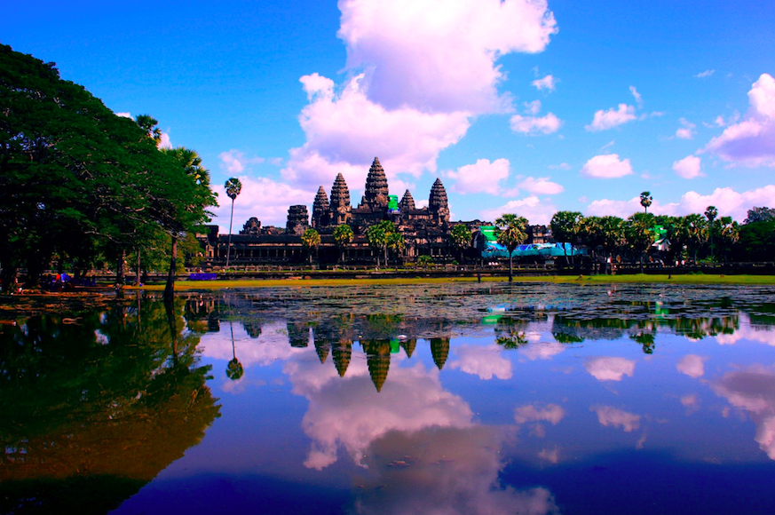8 Travel Series to Take You Around the World (Without Moving from the Sofa) Medellin, Angkor Wat, Cambodia (Photo Credit: Dean Moriarty, Pixabay)