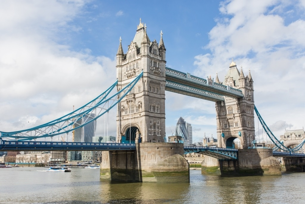 The Luxe List July 2020 - Tower Bridge Open for Visitors