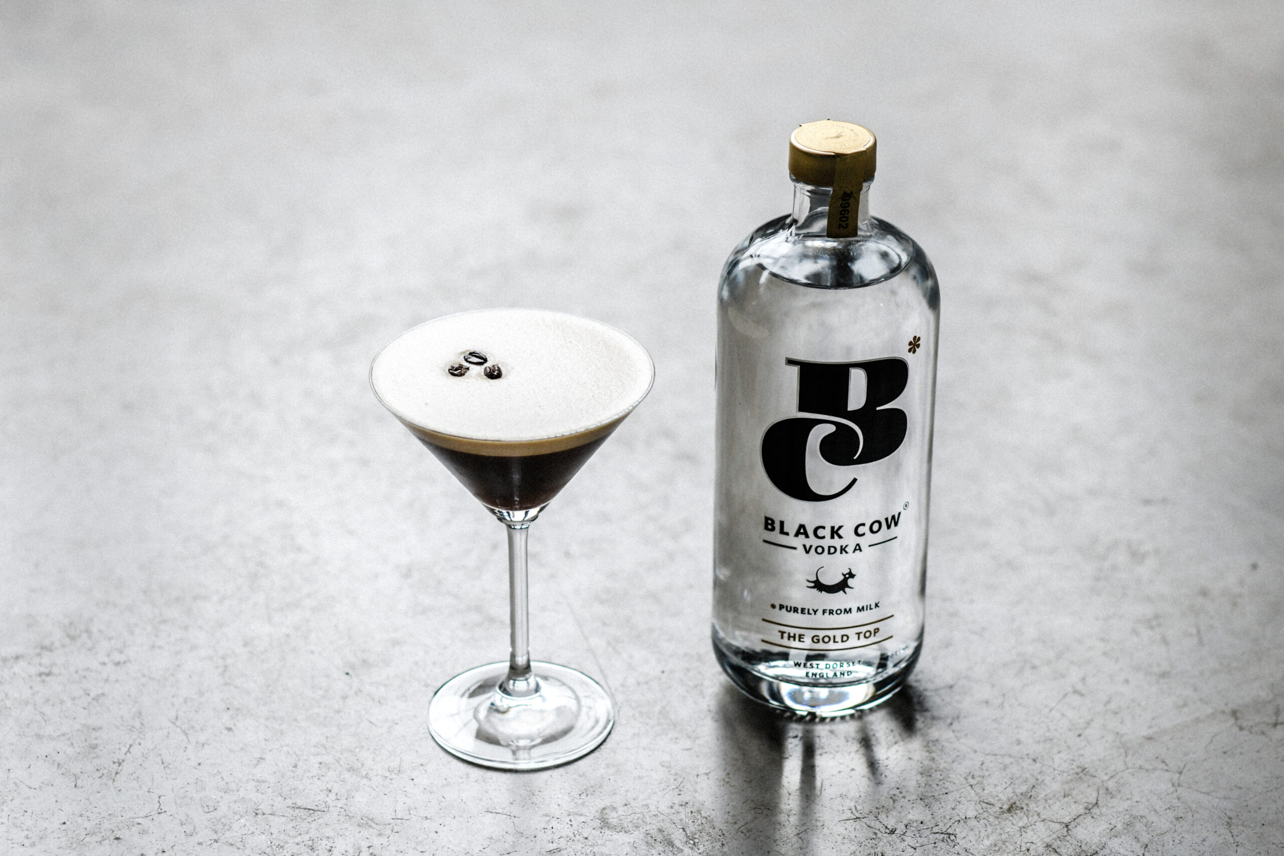 The Luxe List July 2020 - Black Cow Vodka's Express Martini Pop-Up Bar at the Tom Dixon Coal Office Restaurant (Photo Credit: Matt Austin)