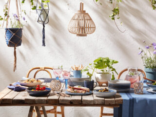 How to Holiday at Home - Top Tips from Denby