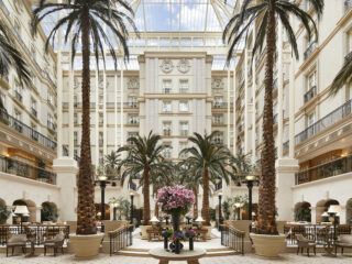 Luxe Staycation Packages at The Landmark London: Atrium