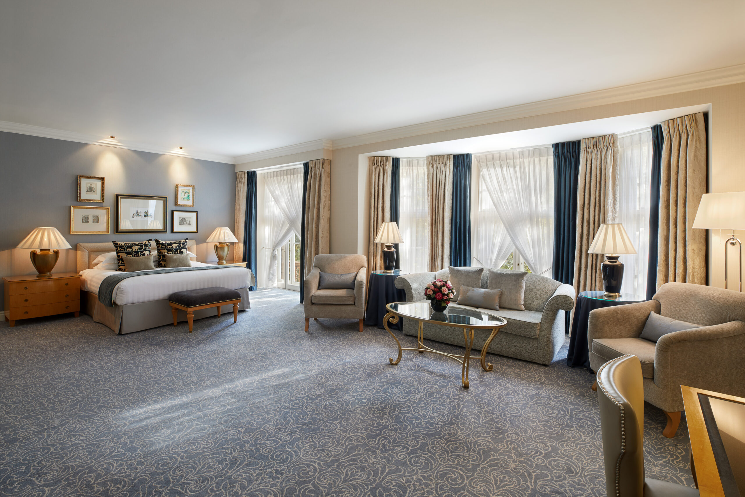 Luxe Staycation Packages at The Landmark London: Executive Room