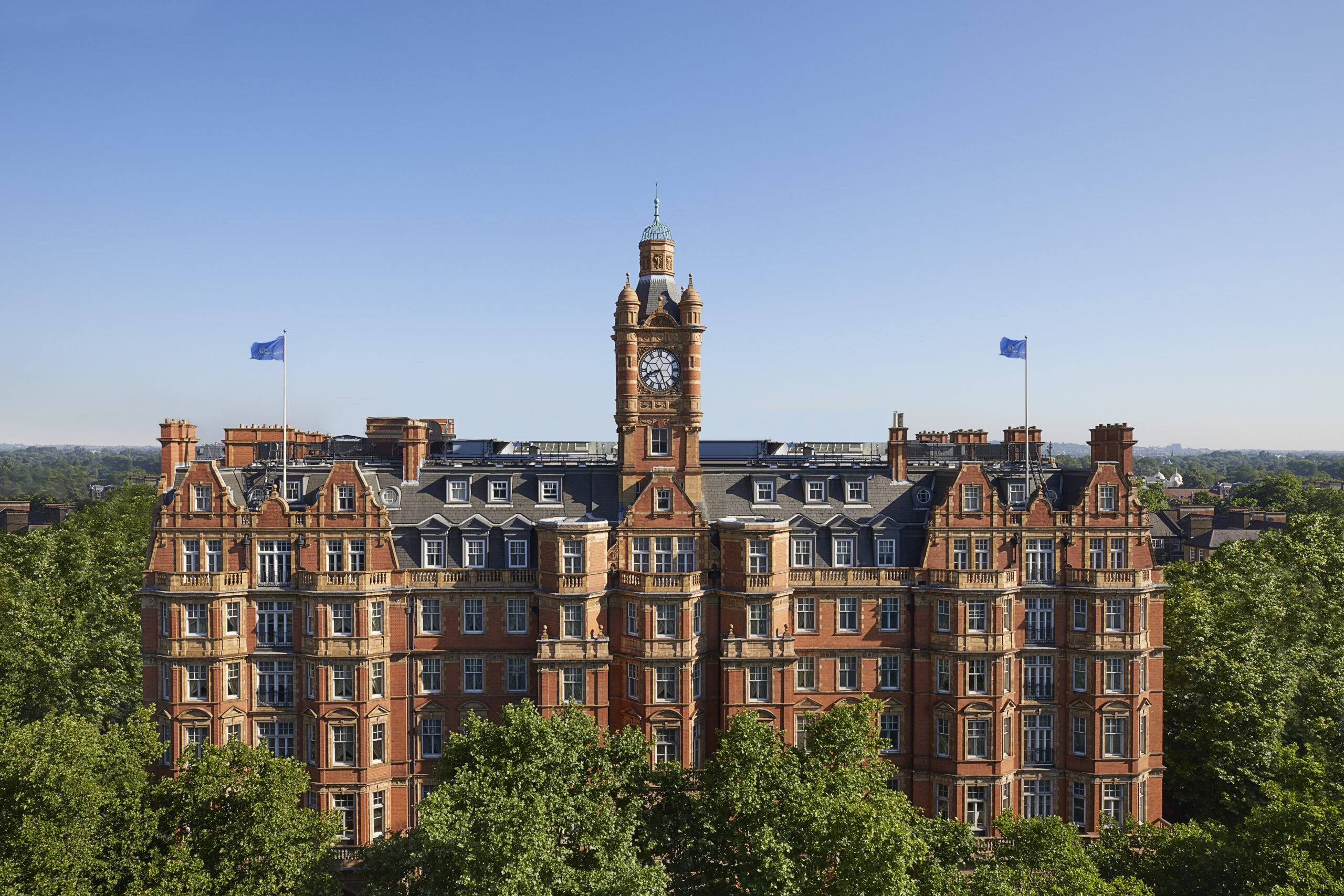 Luxe Staycation Packages at The Landmark London: Exterior