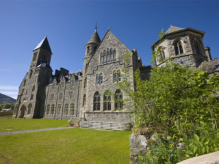 5 of Love Home Swap's Most Incredible UK Summer Staycation Properties - Converted Benedictine Monastery, Loch Ness