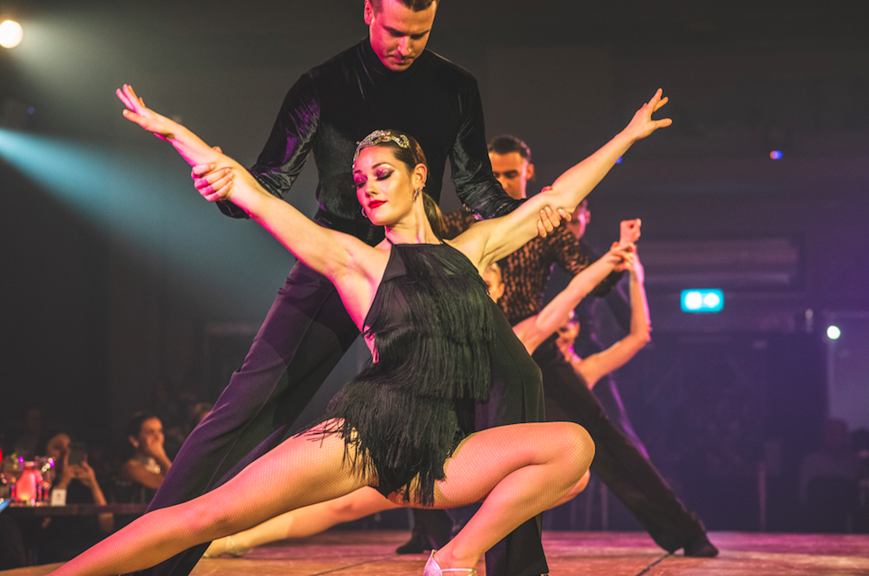 The Luxe List August 2020: London Never Dies at The London Cabaret Club