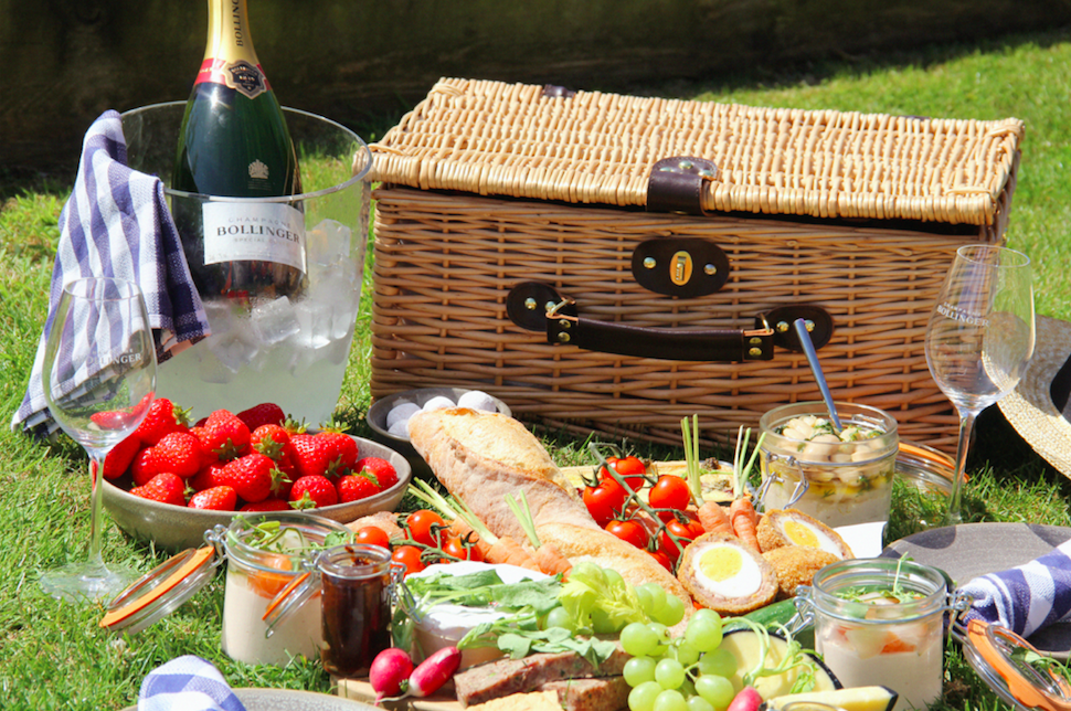 The Luxe List August 2020 Part Two: Luxury Picnic Offering From The Athenaeum