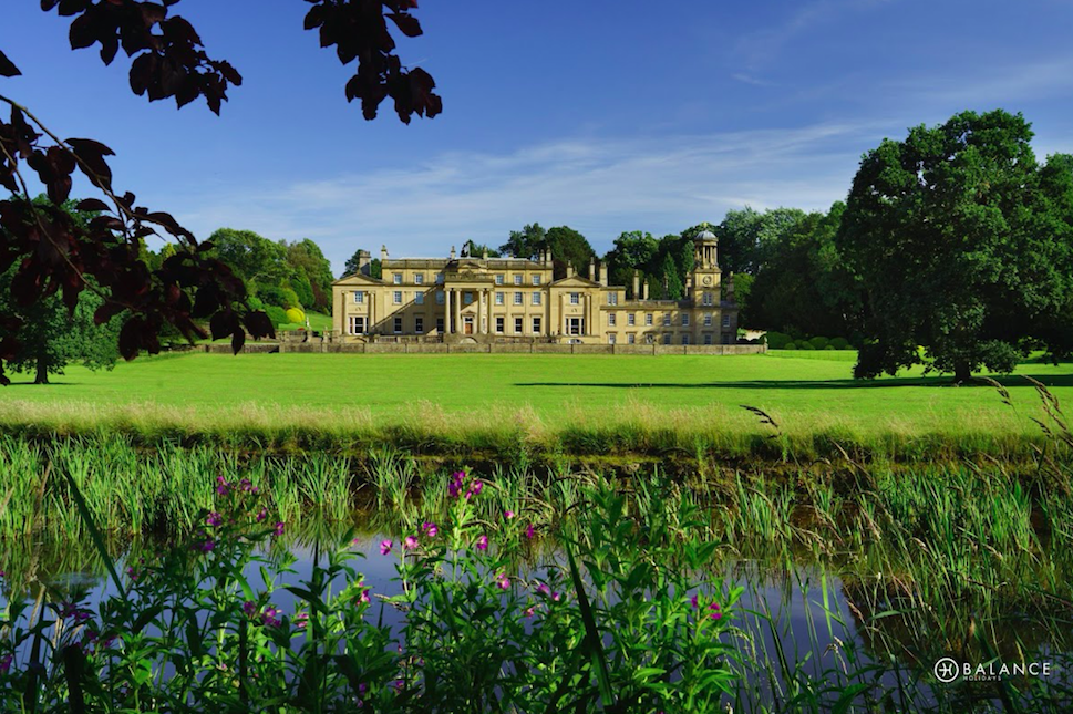 Reconnect and Rewild: Get Back to Nature with Balance Holidays' First UK Retreat - The stunning grounds of Broughton Hall