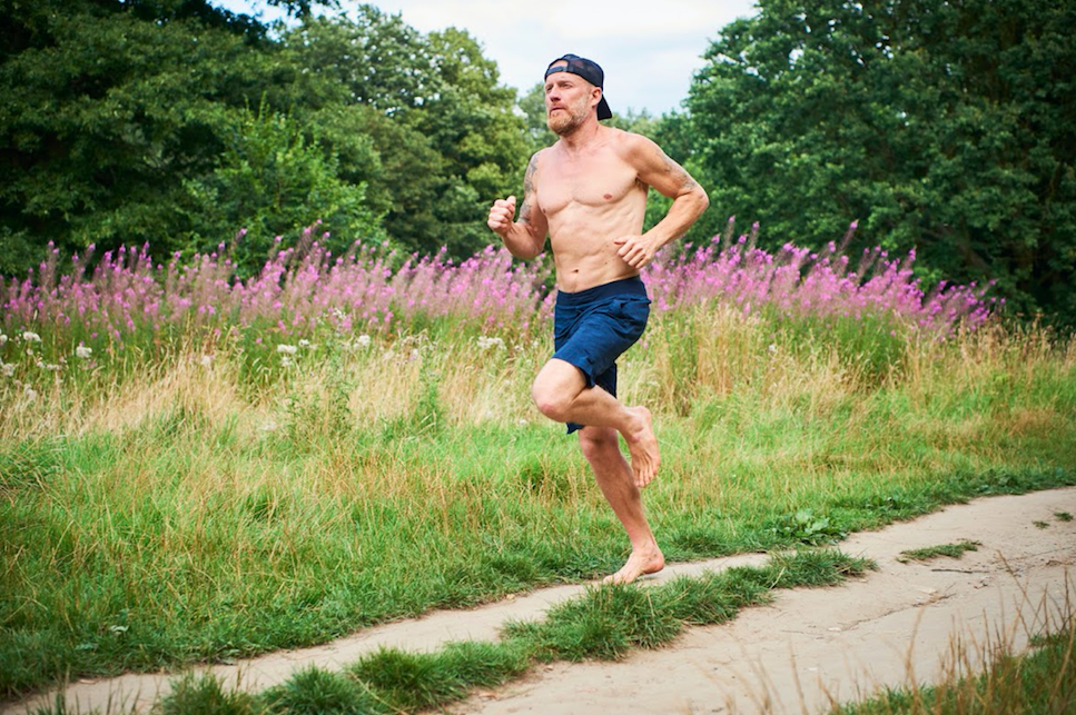 Reconnect and Rewild: Get Back to Nature with Balance Holidays' First UK Retreat - Barefoot running programme with Tony Riddle