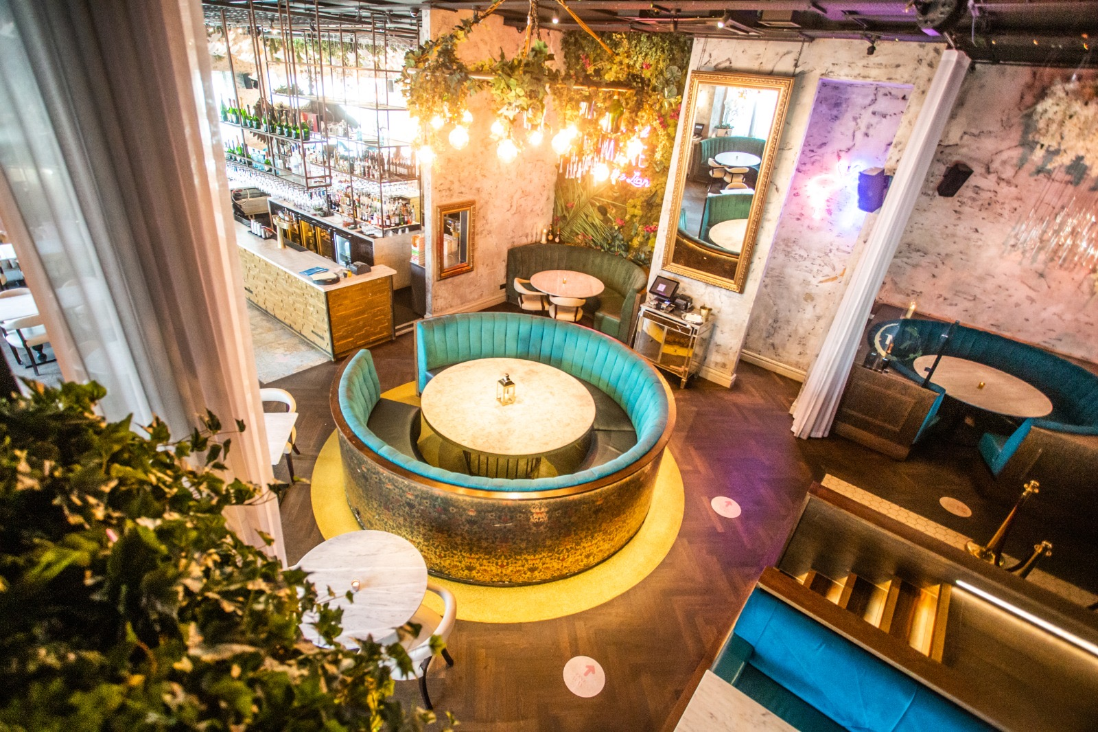 Menagerie Manchester - Still an awesome Instagram hot spot!