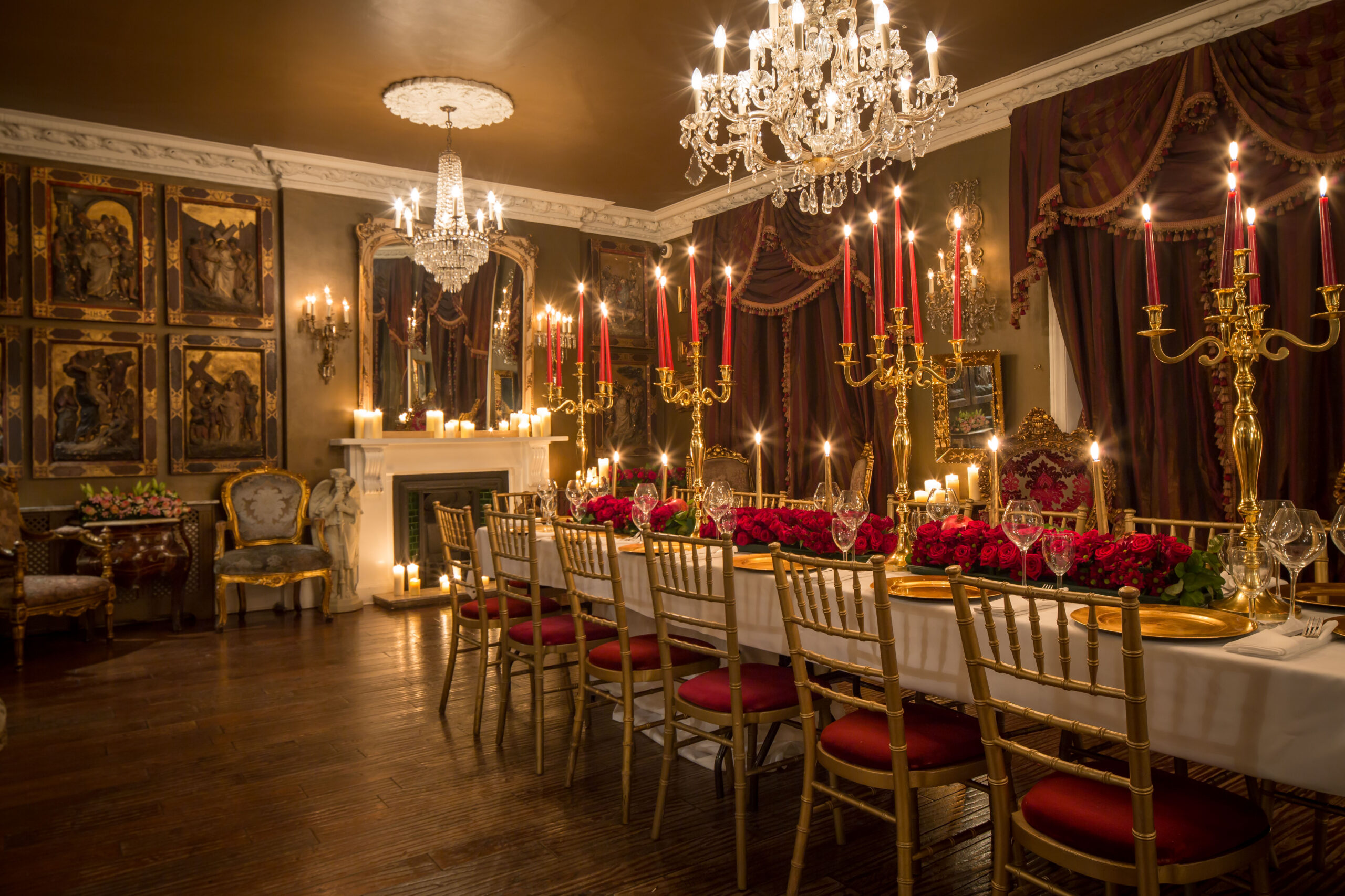The Luxe List September 2020 - Beach Blanket Babylon – Back Open & Looking Fa-bu-lous! A new menu and a new look for the Notting Hill mansion house