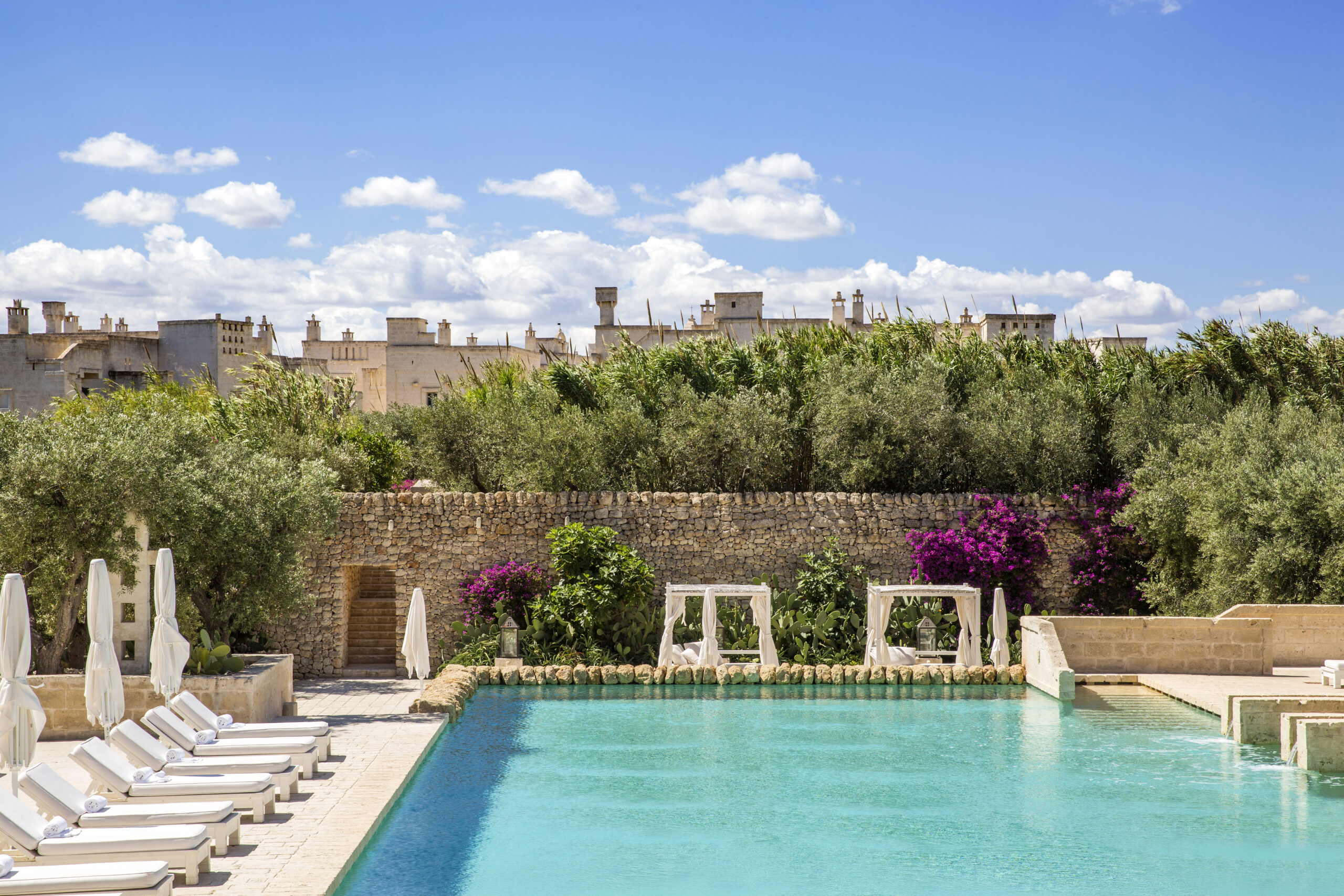 10 Best Social Distancing Wellness Holidays to Boost Immunity - Borgo Egnazia, Italy