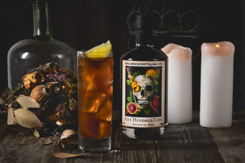 Luxe Bible's Autumn Drinks Round-Up - Five Hundred Cuts Rum