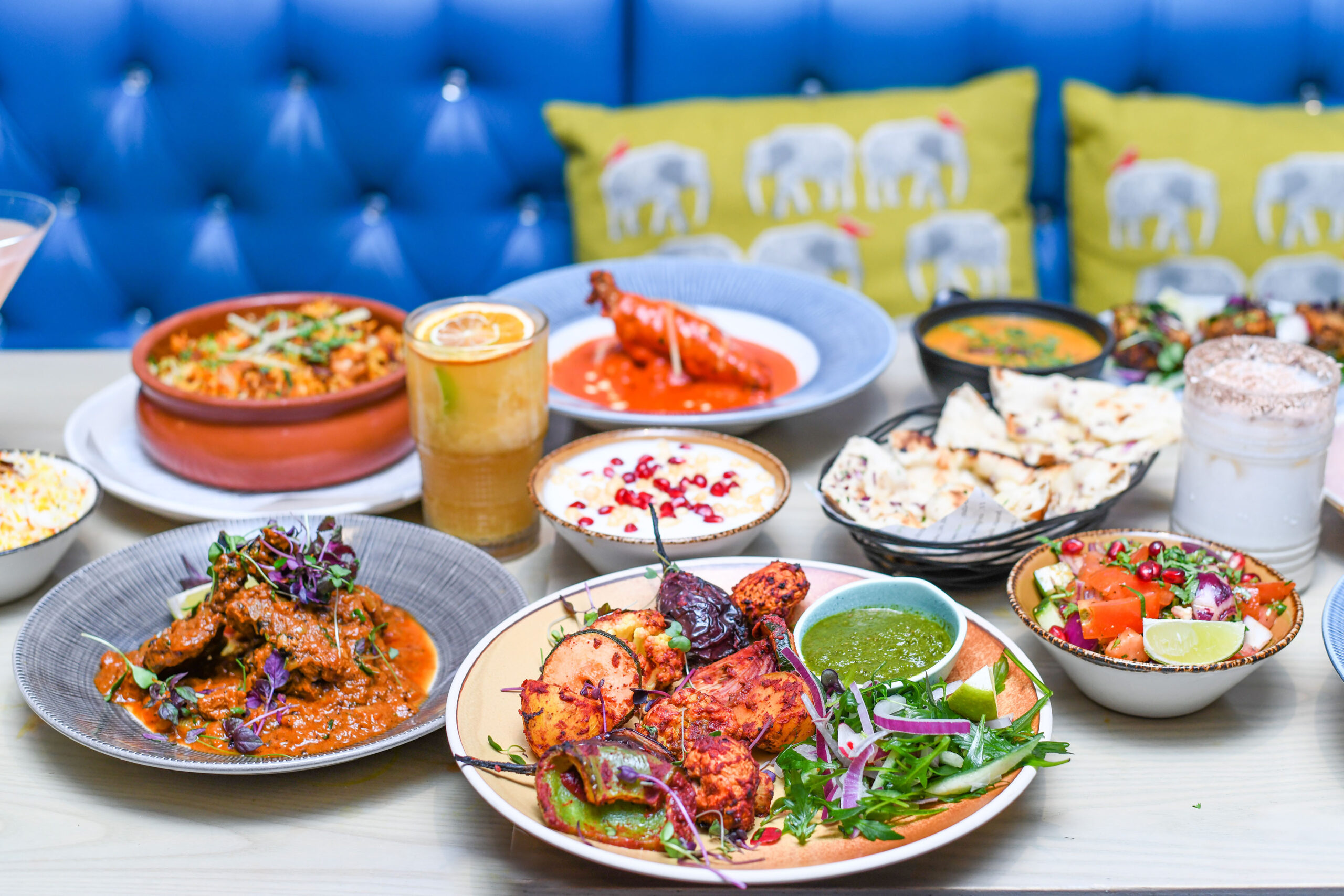 National Curry Week in London - What to Eat and Where: Award Winning Curry at Namaaste Kitchen, Camden