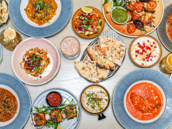 National Curry Week in London - What to Eat and Where: Namaaste Kitchen, Camden