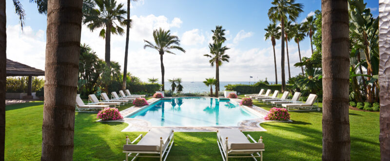 10 Best Social Distancing Wellness Holidays to Boost Immunity - Marbella Club, Spain