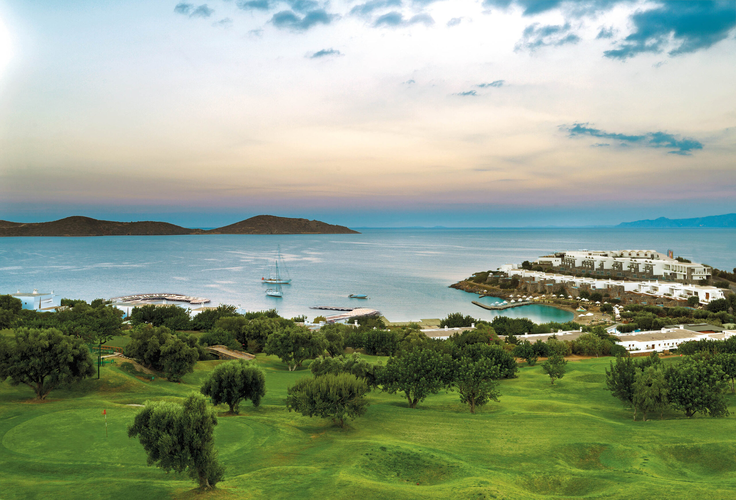 10 Best Social Distancing Wellness Holidays to Boost Immunity - Porto Elounda Golf & Spa Resort, Crete