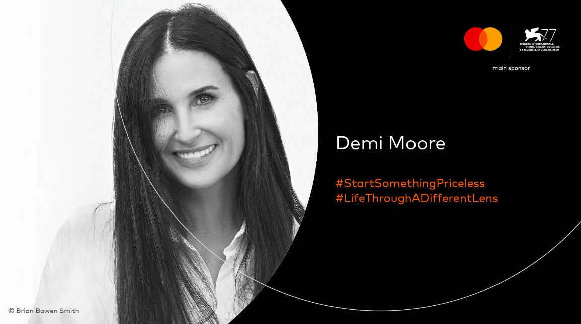 The Luxe List September 2020 - Mastercard's Virtual Series with Demi Moore and Penelope Cruz