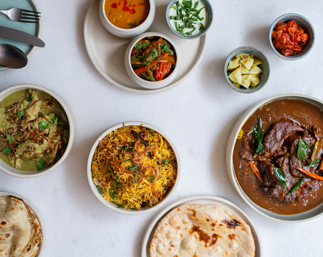 National Curry Week in London - What to Eat and Where: Try the Chettinad style veal shin curry with black pepper, fennel and chilli at Pali Hill, Fitzrovia