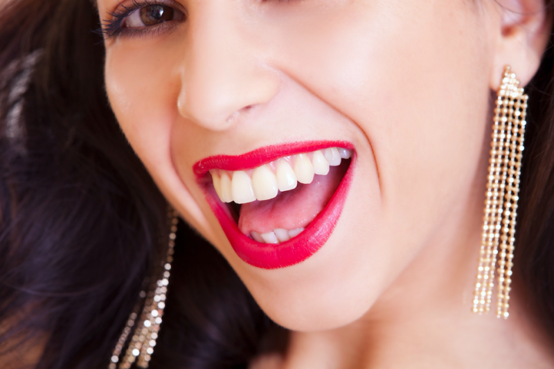 October 2nd is World Smile Day! (Photo Credit: Claudio_Scott: Pixabay)