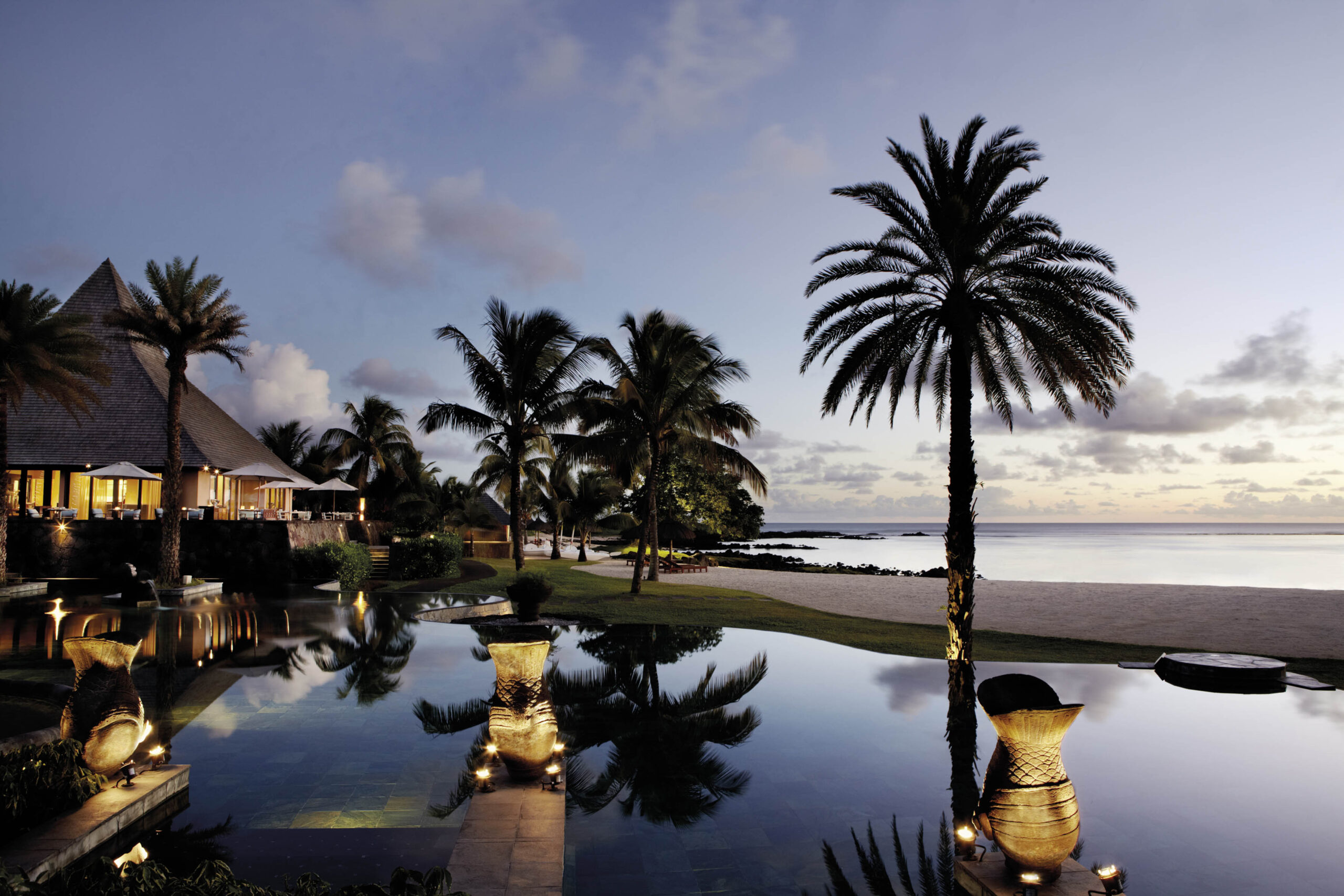 10 Best Social Distancing Wellness Holidays to Boost Immunity - Shanti Maurice Resort & Spa, Mauritius