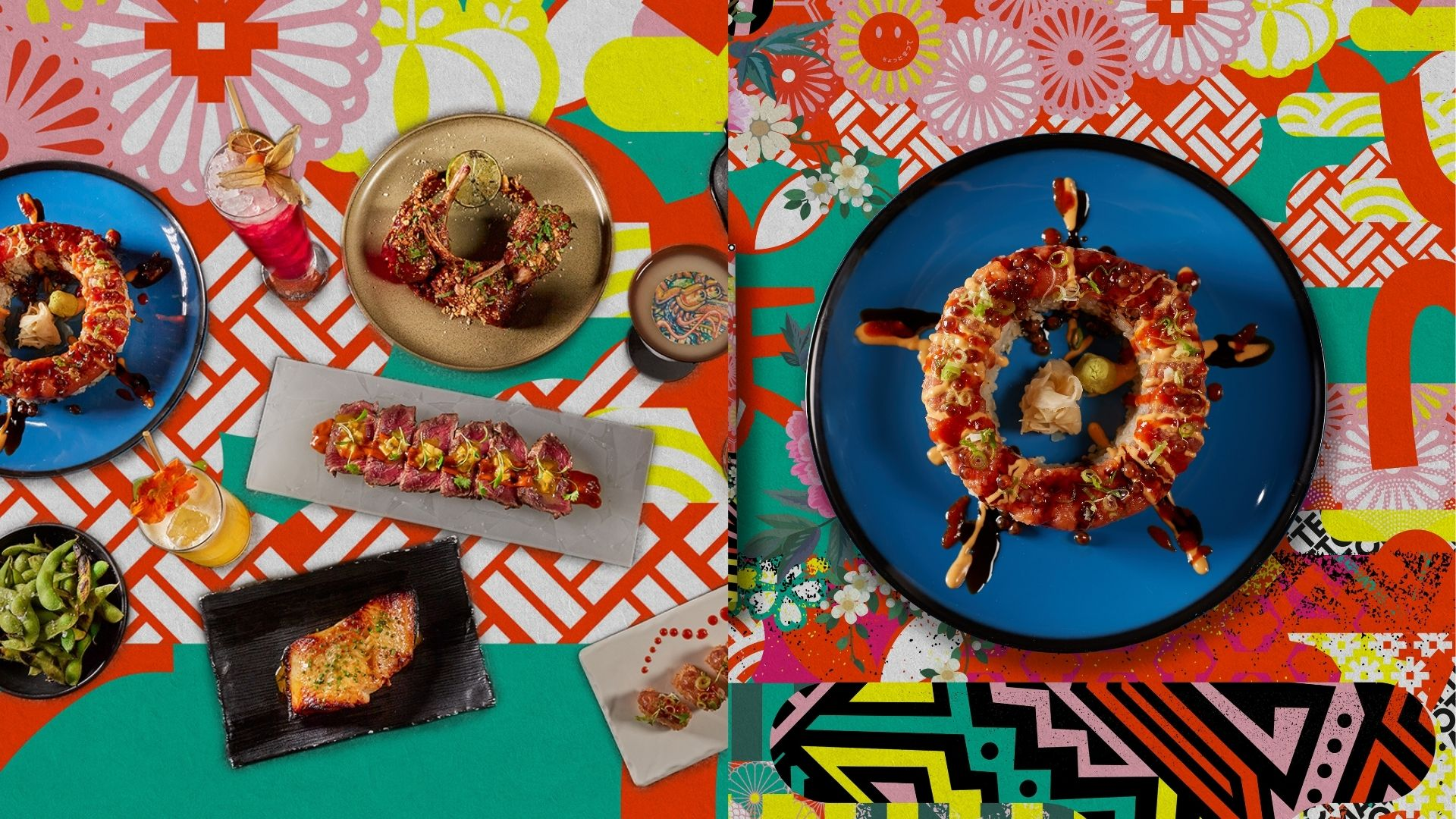 The Best Brand New Brunches in London - New Harajuku Brunch at Chotto Soho every Saturday 12-4pm