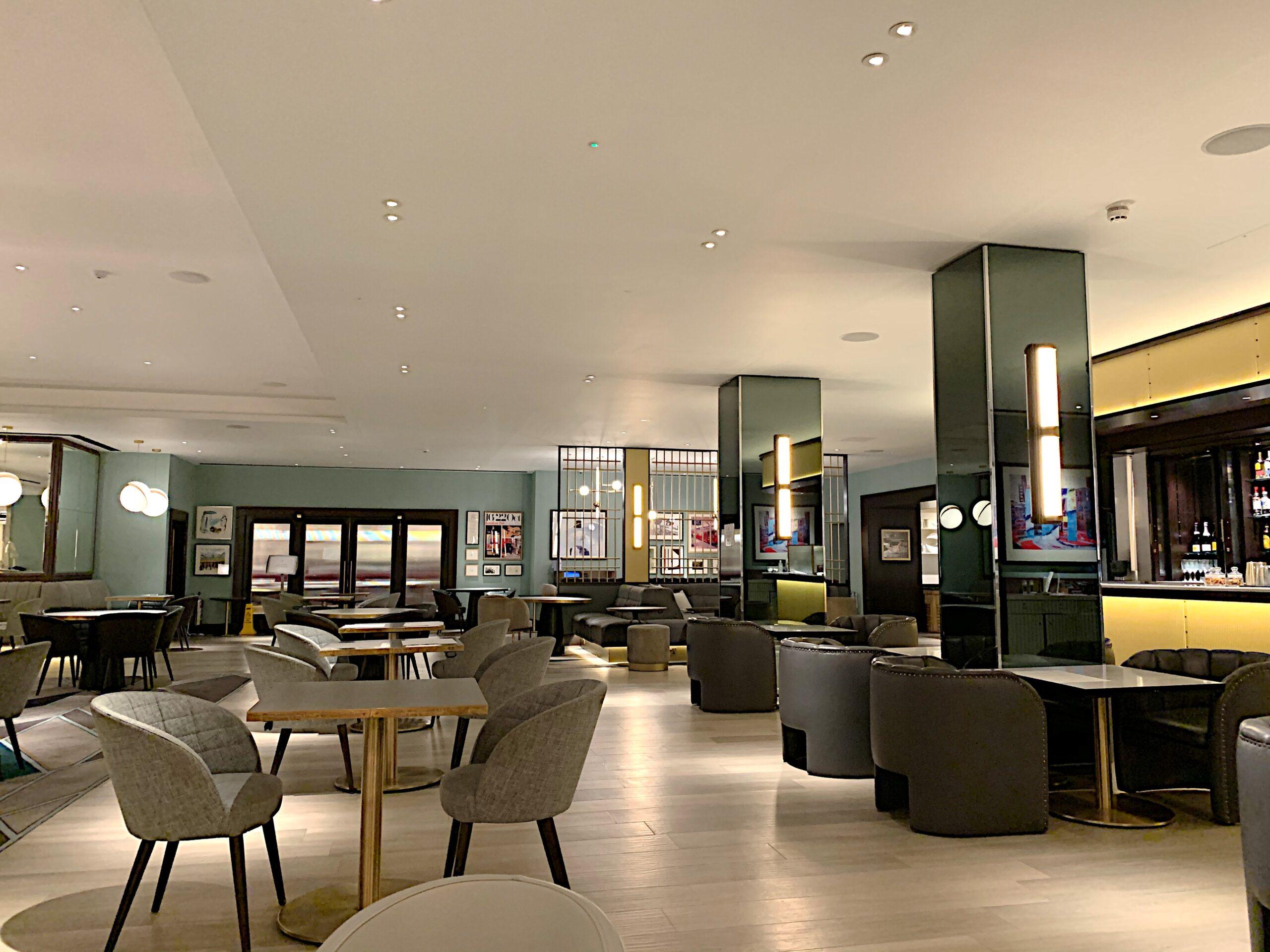 Haxells Restaurant and Bar at Strand Palace Hotel