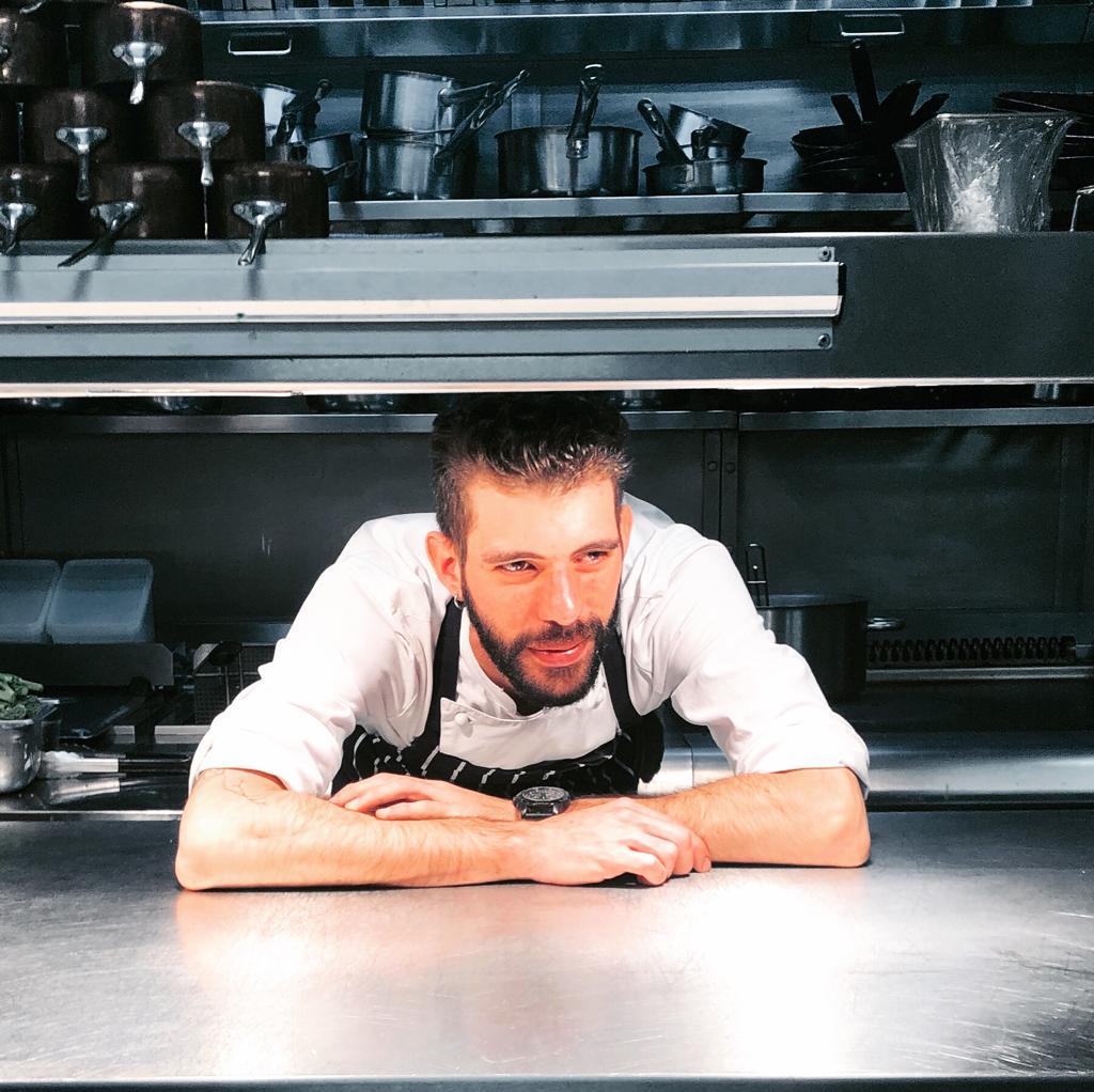 L'Artigiano - NEW Italian Fine Dining in Chelsea - Food from Exec Chef Ignacio Ruggiero (previously of Re Mauri and The Met)