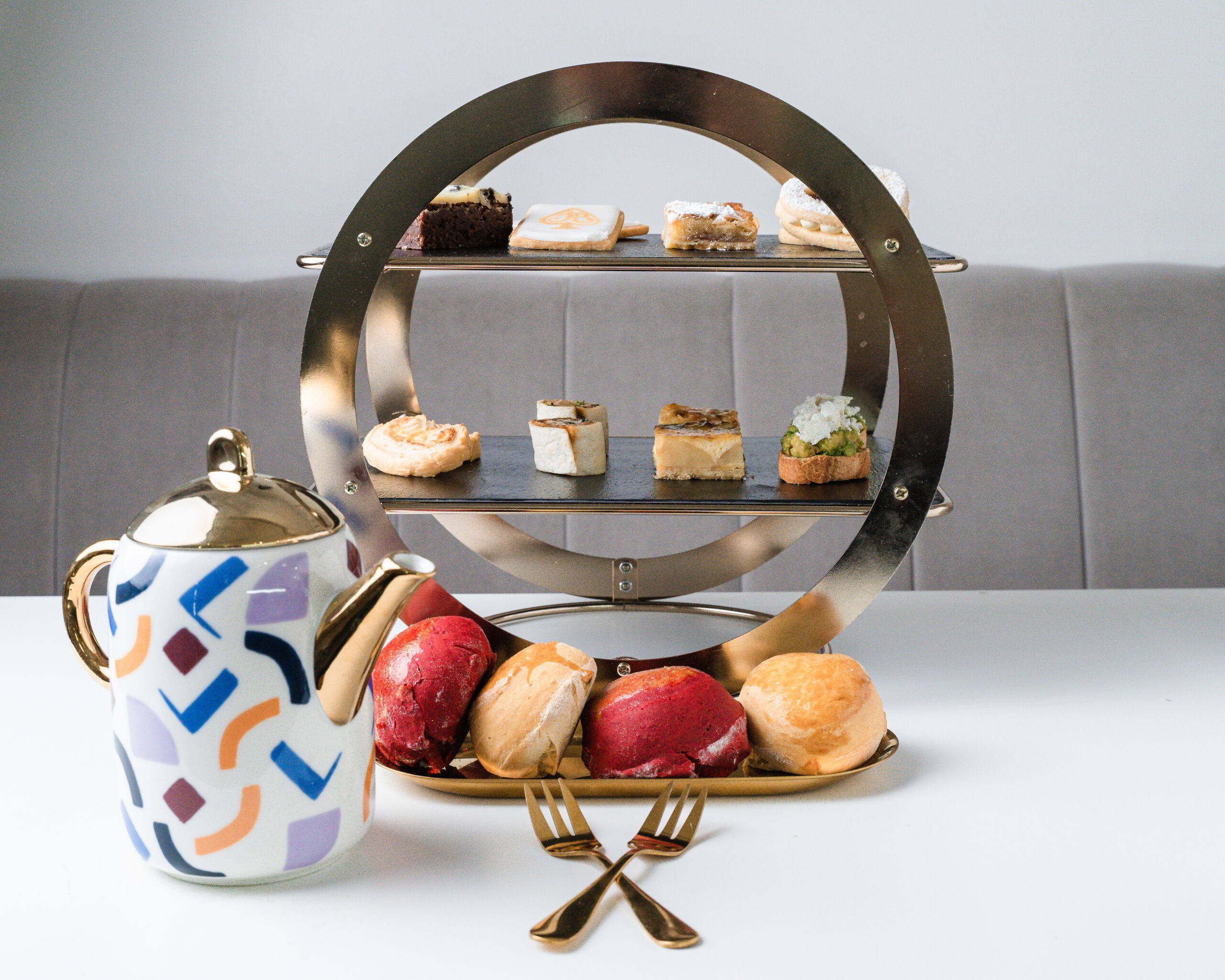 Afternoon Tea & Bottomless Cake Brunches at Jack & Beyond - Their new afternoon tea has just launched and is available every day