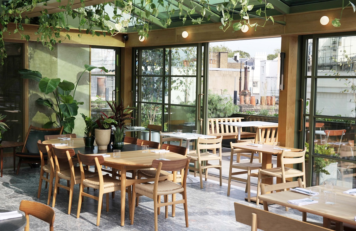 NEW Restaurant Opening – Pantechnicon, Knightsbridge