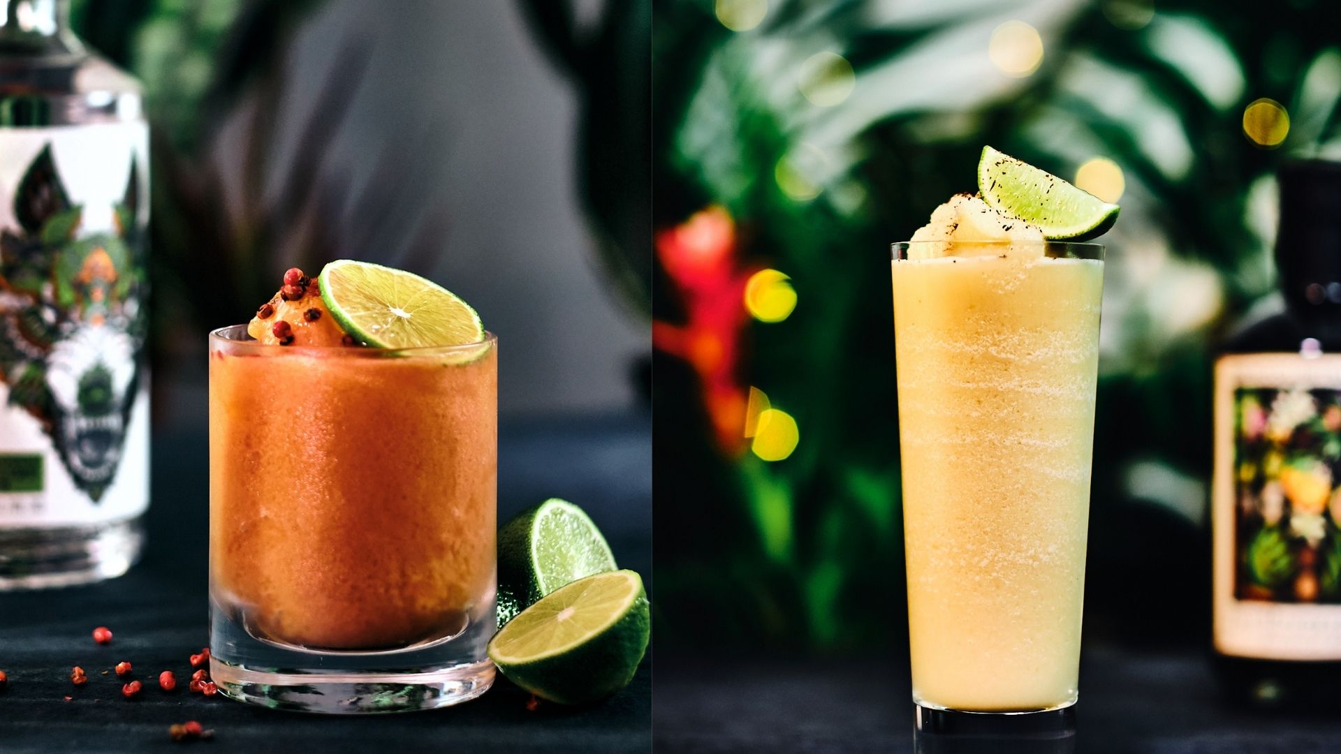 Try the Howlin' Wolf and Pina Colada Slushies at participating Brewdog's across London