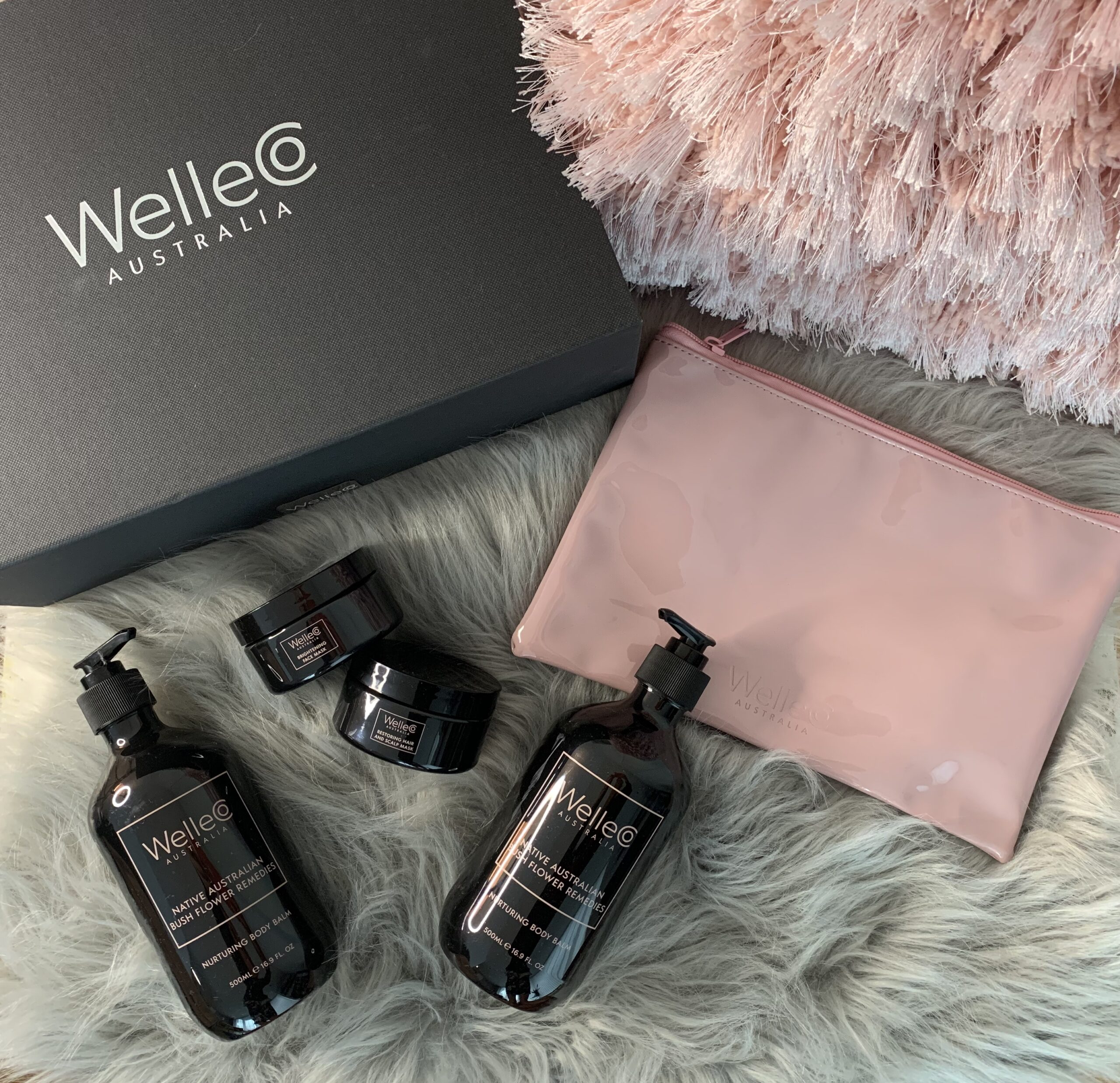The WelleCo Bush Flowers Remedy Collection (£90 reduced from £150)