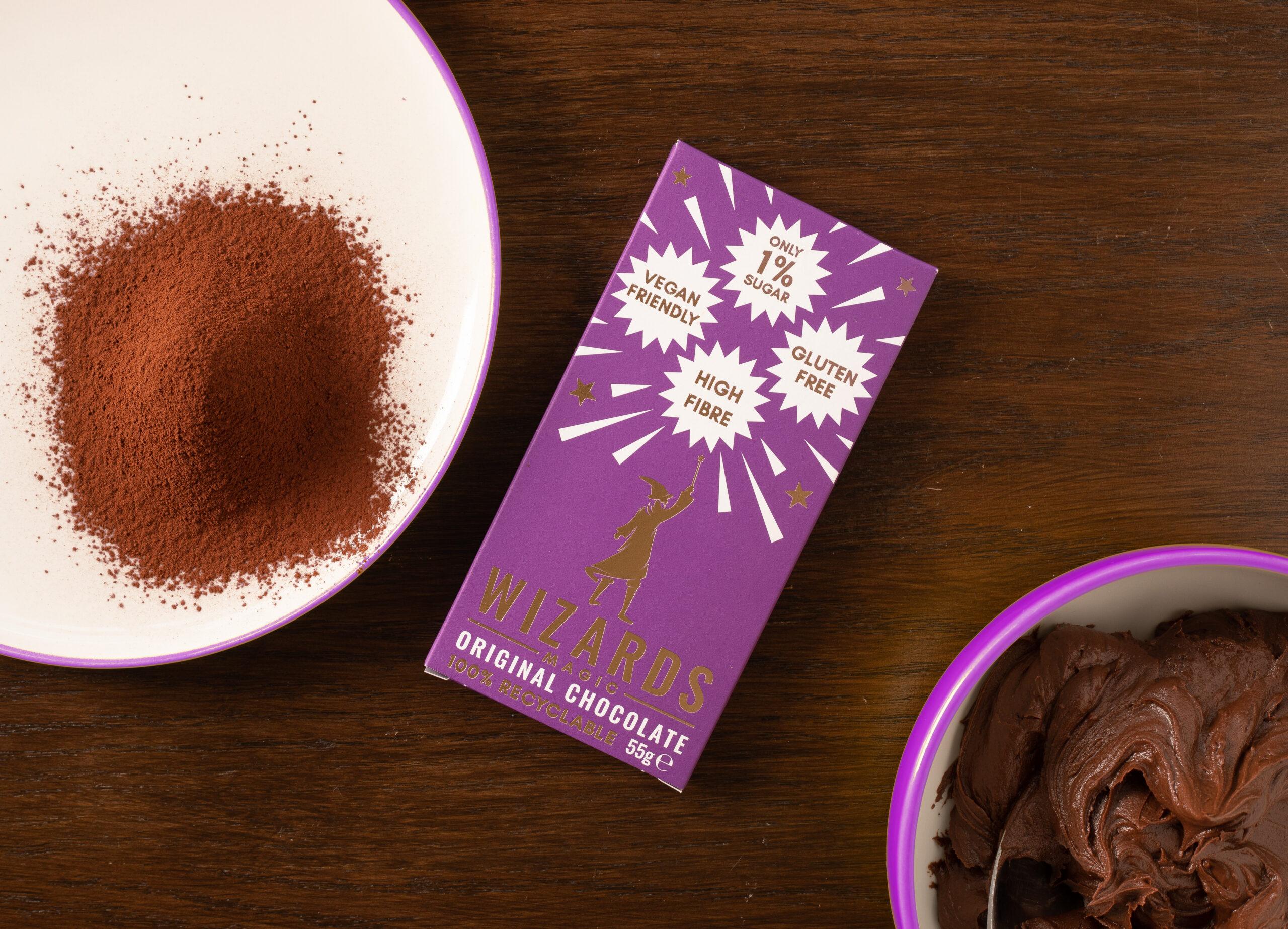 Lust List: Luxury Chocolates This Christmas: The Wizards Magic Chocolate