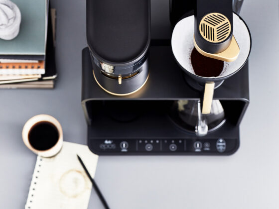 Revolutionising your home coffee making experience - The Melitta EPOS