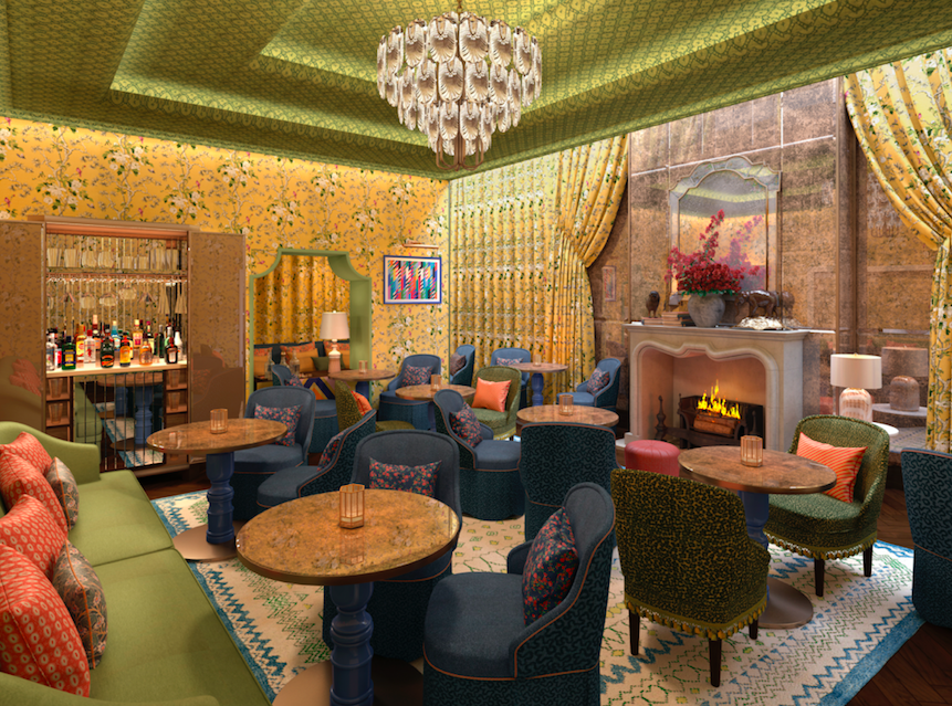 Luxury London Hotel Openings for 2021 -Independent luxury hotel Broadwick Soho will offer 57 rooms inspired by the area's creativity, with lavish interiors and a personalised service
