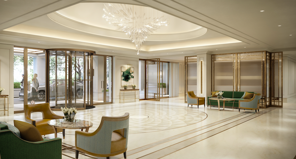 The Carlton Tower Jumeirah in London's Knightsbridge will open early in 2021 exuding luxury from every corner of its £100 million transformation