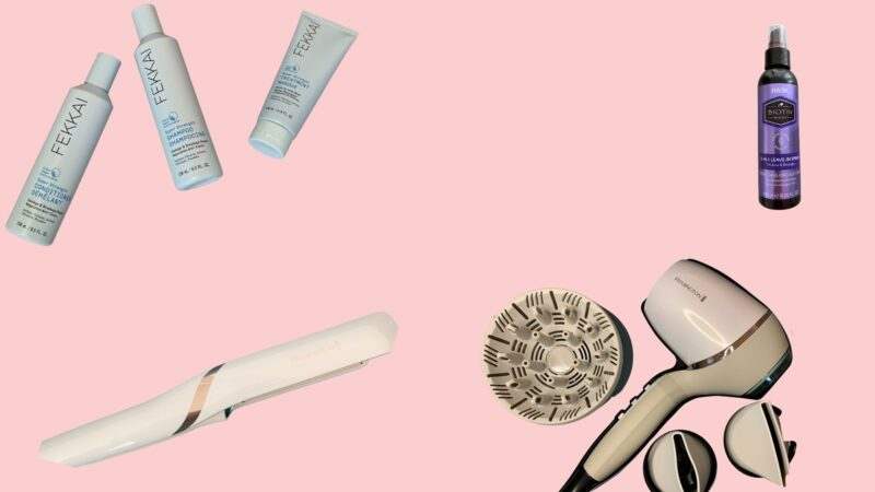 Repair Lockdown Hair with These Wonder Products & Appliances: