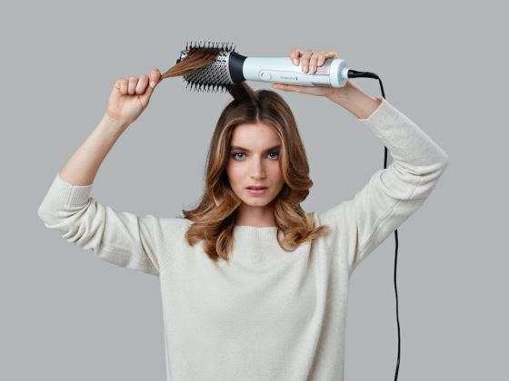 Rock Your Lockdown Hair with Remington