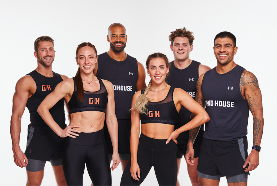 The GRNDHOUSE team will get you in shape with their awesome digital workouts specifically for strength training