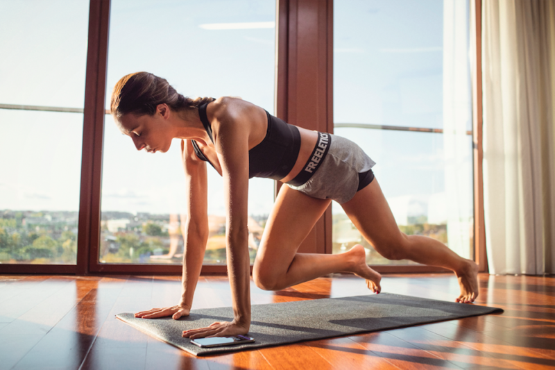 Work Out From Home With The Best Digital Workouts & Fitness Plans